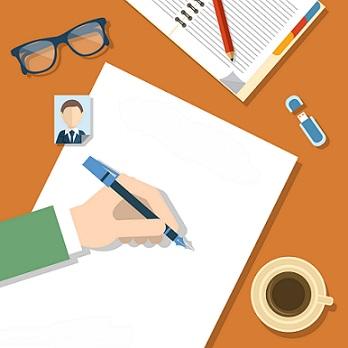 نوشتن رزومه و اصولی که باید رعایت کنید