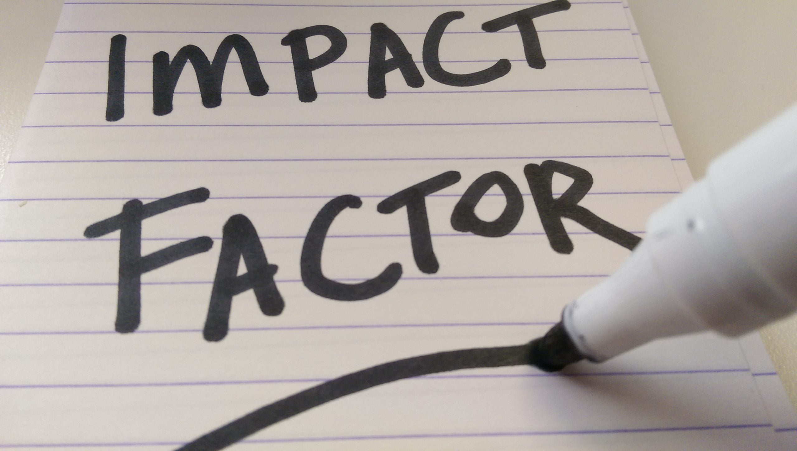 ضریب تاثیر Impact Factor چیست؟