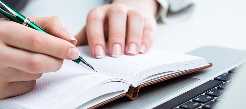 دوازده گام برای نگارش یک پیش نویس موثر