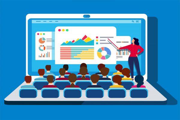 کنفرانس های علمی مجازی: مزایا و چالش ها